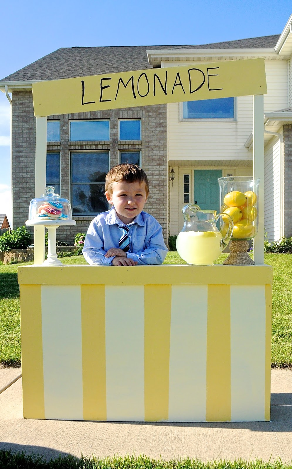 Evaluate whether or not the company should go global by creating an online presence and selling your lemonade online (Chapter 3). Activity You are to write roughly words in answering all questions posted above for your Lemonade Stand%(4).