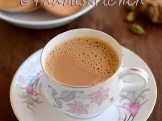 चाय पीना  सेहत के लिए फायदेमंद