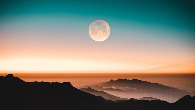 Giant Moon - Vendredi | Free Music