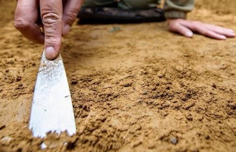 Szkíta kori település romjaira bukkantak Szolnokon