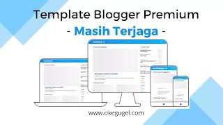 Masih Terjaga Premium - Template Blogger Super Keren & Responsif