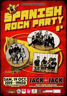 SPANISH ROCK PARTY #5