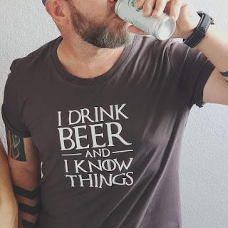 Moda Cervecera: Tyrion Lannister