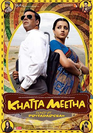 Khatta Meetha 2010 Full Hindi Movie Download HDRip 720p