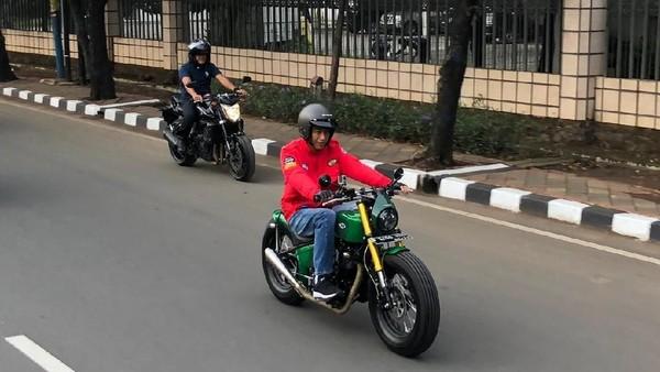 Kontroversi Beda Presiden-Rakyat di Gugatan Lampu Motor