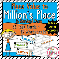 Millions Place Value