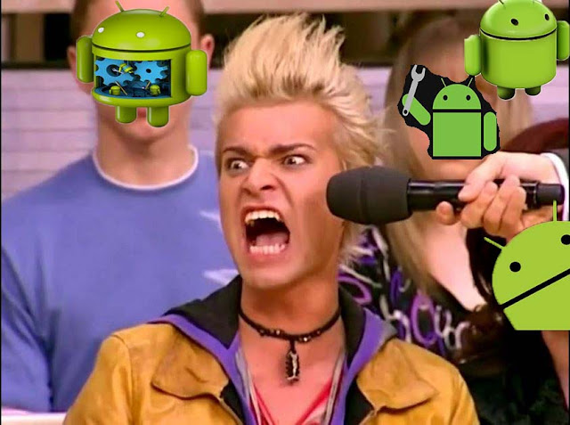 тормозить Андроїд
