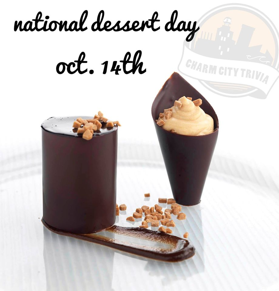 National Dessert Day Wishes Images