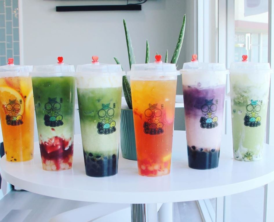 Sept. 7-8 | BooCha Taiwanese Tea Grand Opens in Garden Grove - BOGO FREE Drinks!