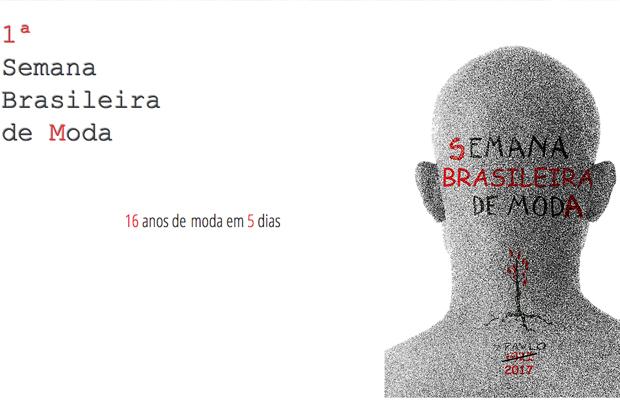 Vem aí: 1ª Semana Brasileira de Moda
