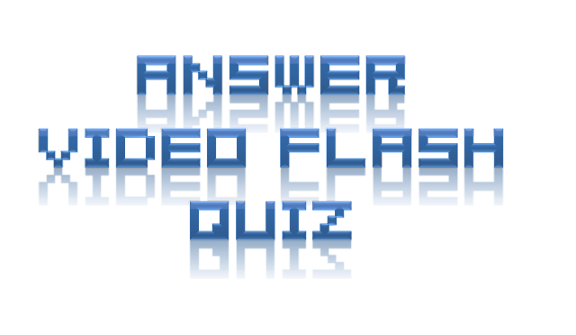 ANSWER (VIDEO FLASH QUIZ) V1_V2