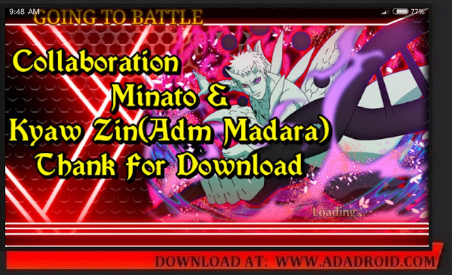 Download Naruto Senki Collaboration Mod