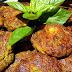 Μπιφτέκια λαχανικών ψημένα στο φούρνο!  😋
