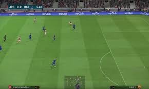 screen shot 1 - fifa 2018 android game