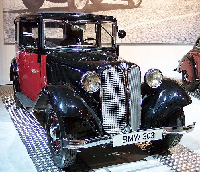 autos - photos: VOITURES D' ALLEMAGNE --- BMW ...