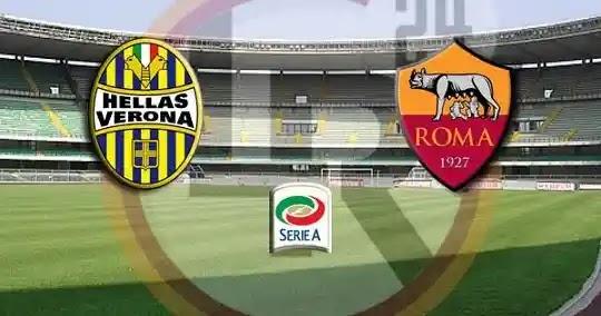 مشاهدة مباراة روما وهيلاس فيرونا بث مباشر اليوم