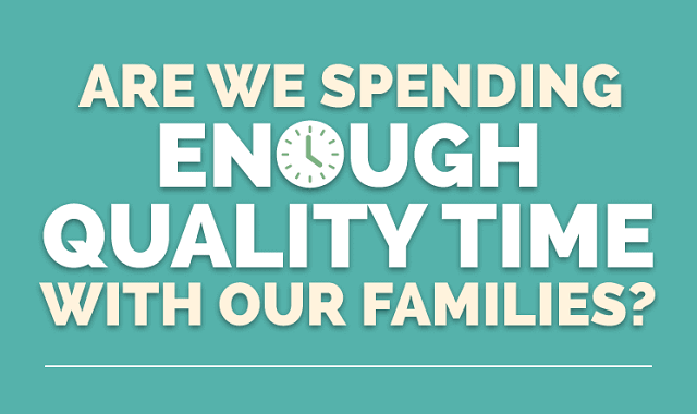 Are you Spending Enough Quality Time With your Family