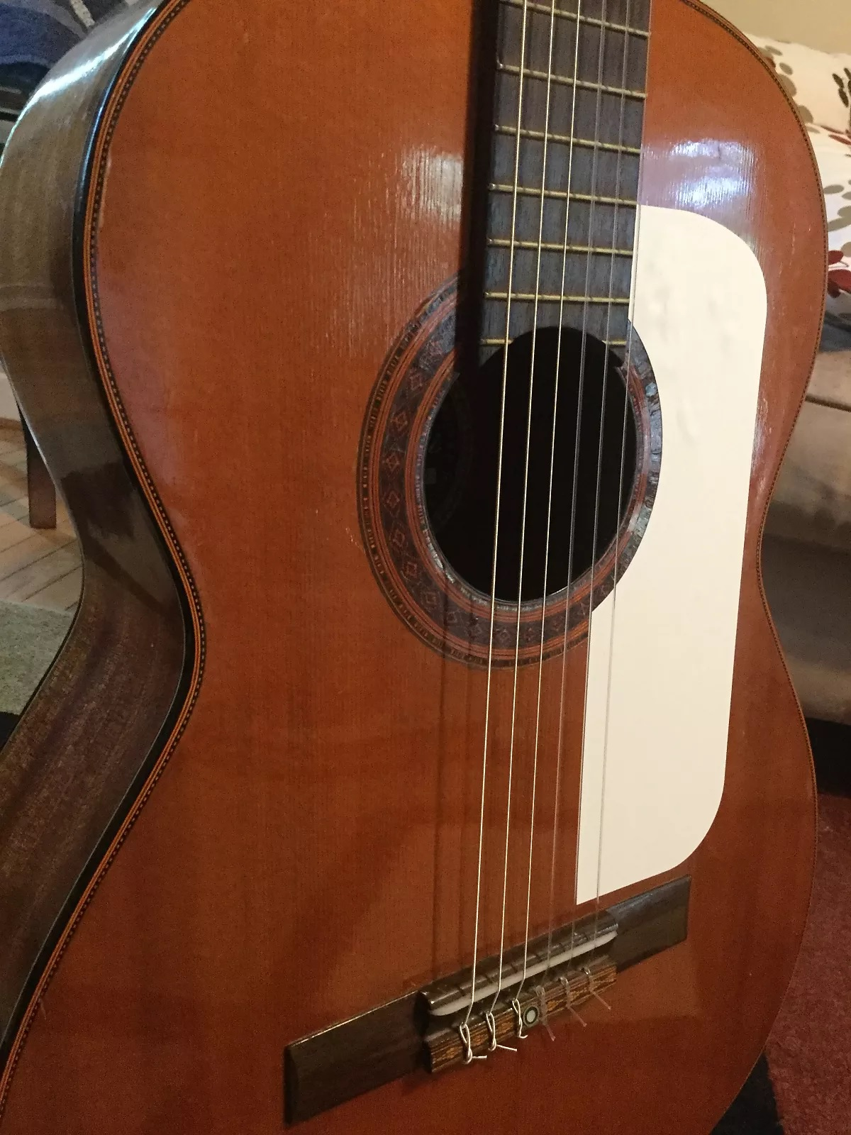 Mississippi Son Guitars: 1958 Kazuo Yairi Classical Guitar