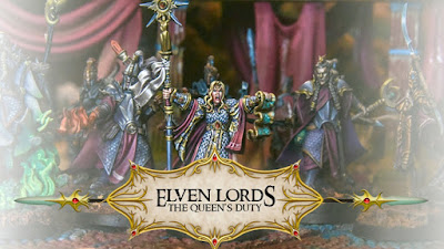 Elven Lords: The Queen's Duty