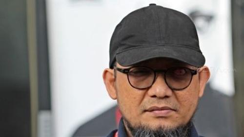 Novel Baswedan: Lawan Korupsi Dimusuhi di Negara Sendiri, Apa Tak Aneh?