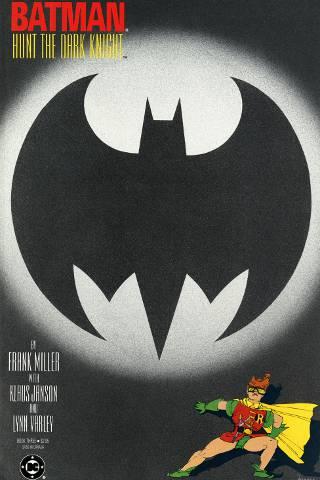 Batman - The Dark Knight Returns #3 Comic PDF