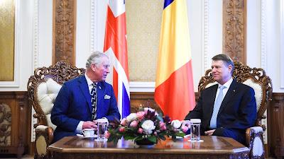 Brexit, Károly herceg, Klaus Iohannis, Nagy-Britannia, Románia, Románia Csillaga