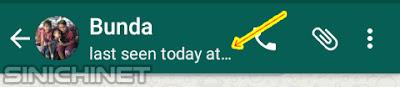 whatsapp, app, android, aplikasi, fitur whatsapp, tips, tutorial, cara nonaktifkan fitur last seen whatsapp, cara matikan fitur last seen