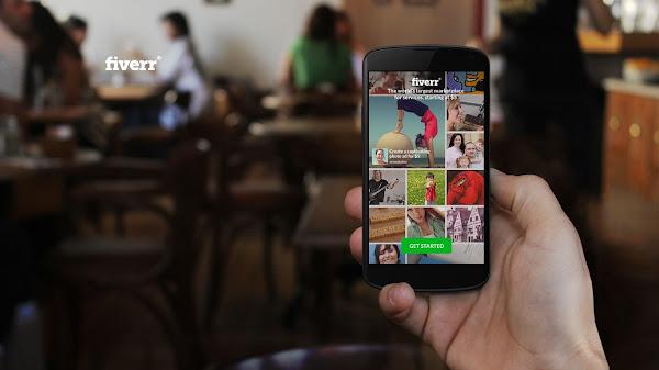 Fiverr, plataforma de compra y venta de servicios profesionales