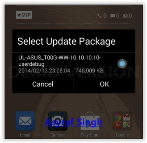 Screen%2BShot%2B10-14-15%2Bat%2B07.24%2BPM Guide To Upgrade Firmware Asus ZenFone 2 (ZE551ML) Using OTA Update Process. Root