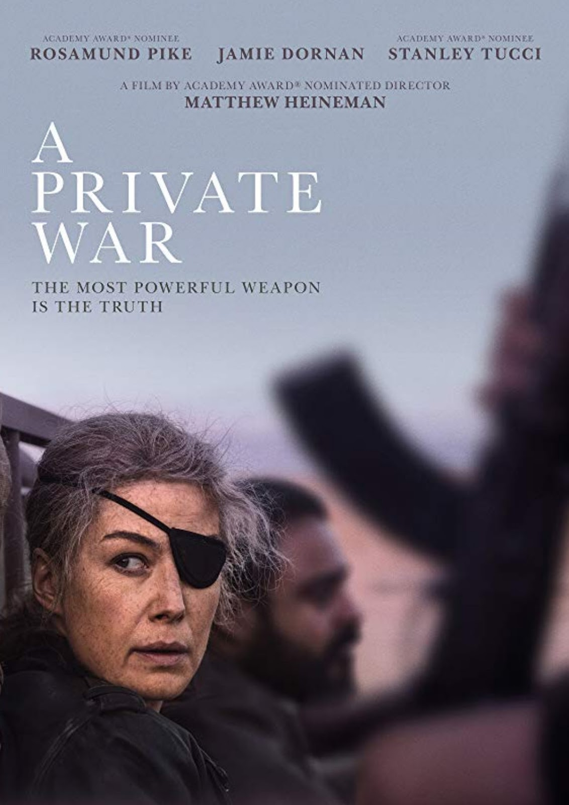 A Private War [2018] [DVDR] [NTSC] [Latino] [Menú Editado]