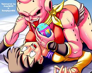 Dragon Ball Pornô - A fusão da Videl