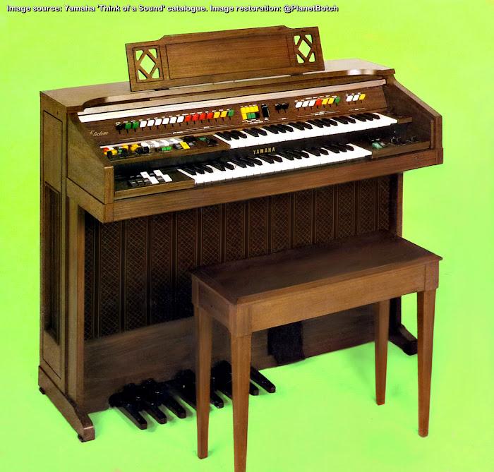 Yamaha Home Organ