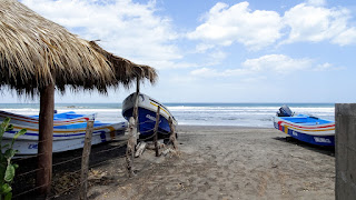 Beach El Transito
