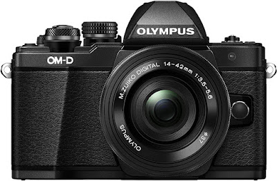 Olympus E-M10 Mark II (pack)