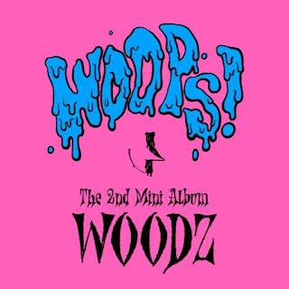 WOODZ (조승연) WOOPS! - 2nd Mini Album