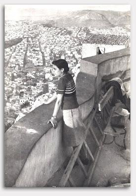 Η Δόμνα Σαμίου Στον Λυκαβηττό το 1947