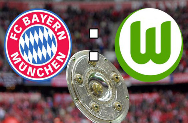 بث مباشر مباراة بايرن ميونخ وفولفسبورج اليوم 27-06-2020 الدوري الألماني