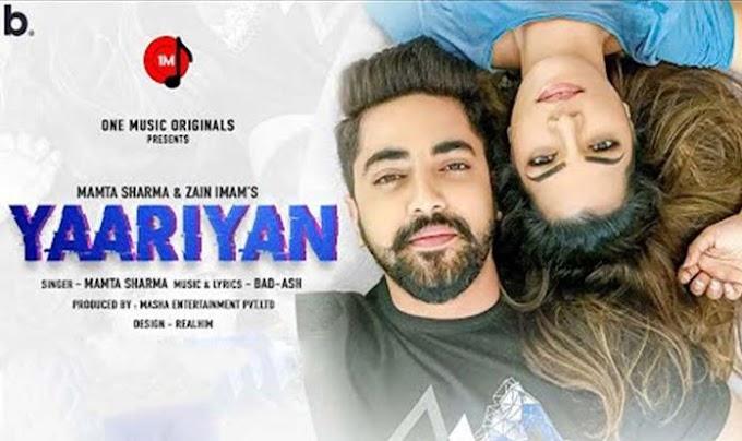 झूठी तेरी यारियाँ Yaariyan song Lyrics by Mamta Sharma