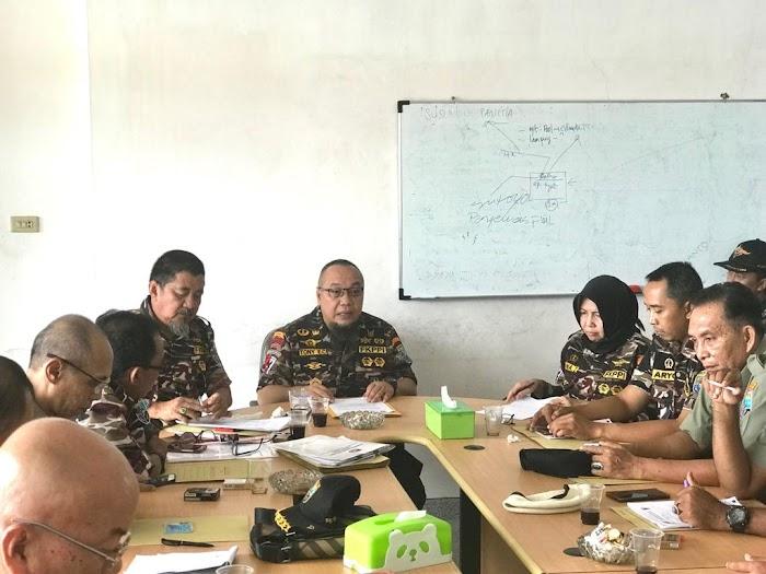 FKPPI Lampung Siap Ikuti  Jambore Kebangsaan Bela Negara.