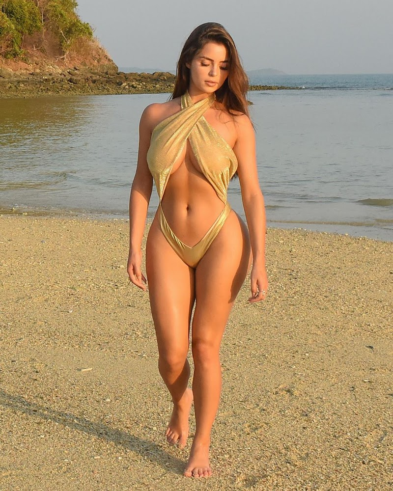 Demi Rose Instagram Clicks 20 Jun -2020