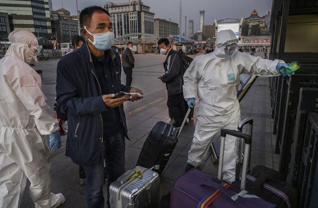 Virus ĐCS Trung Quốc (Virus Trung Cộng) -  Đại dịch của những dối trá