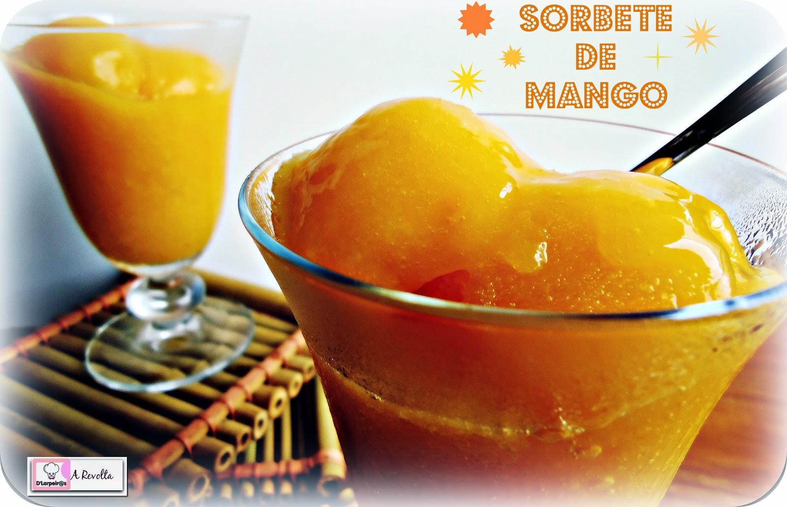 Sorbete de Mango: Y un resumen de las calamidades que conlleva no ...