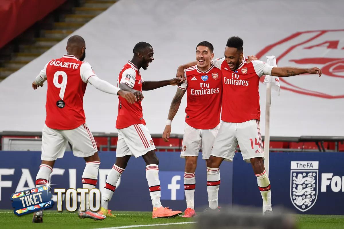 Secara Statistik sih Arsenal Bagus, tapi masih kurang