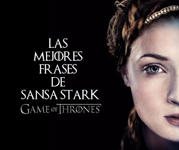 Las mejores Frases de Sansa Stark