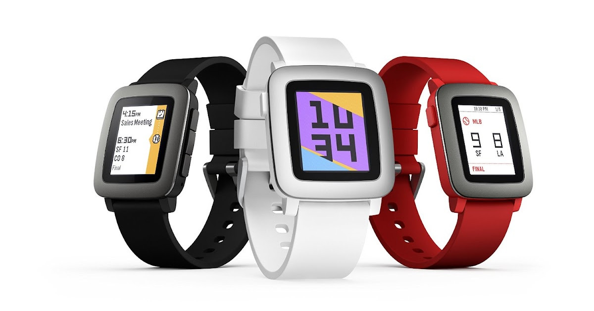 stopped advertising pebble smart watches price in india the Device