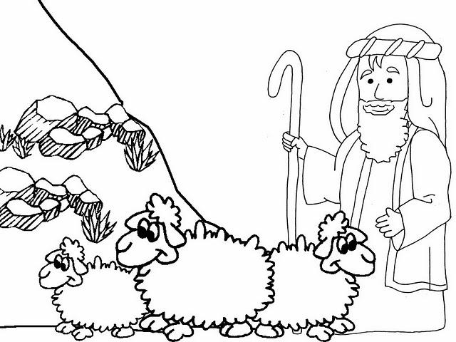 Desenhos Biblicos Para Colorir V Atividades E Desenhos