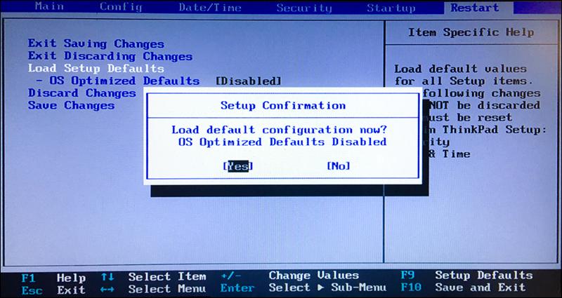 اعادة-ضبط-البيوس-من-خلال-شاشة-البيوس-BIOS