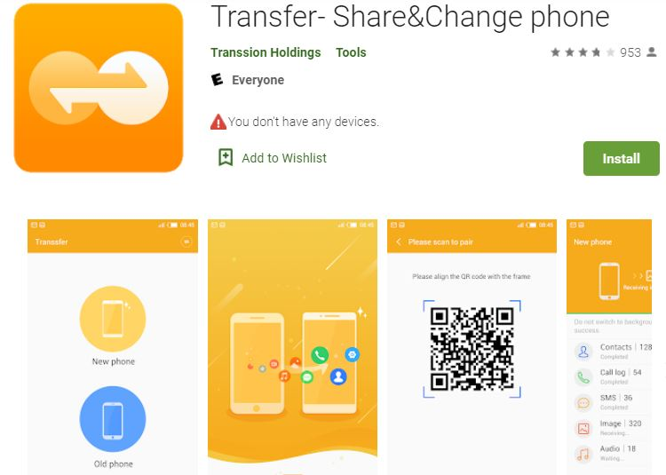 free file sharing app