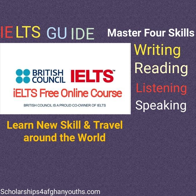 British Council IELTS free online Course (IELTS GUIDE
