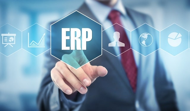 what is erp enterprise resource planning software business management